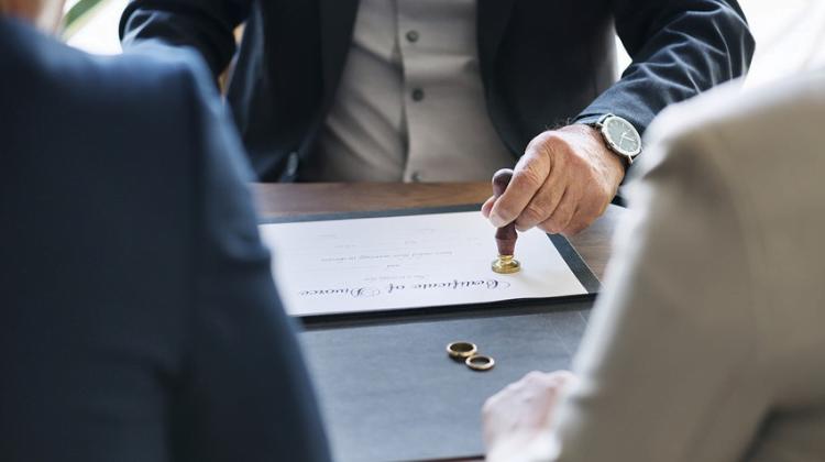 disoluciones matrimoniales - diario juridico
