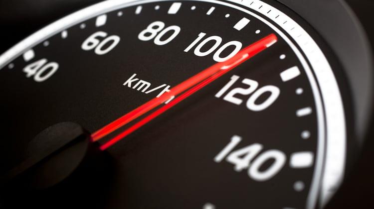 4 de cada 10 infracciones que se producen en vías interurbanas están relacionadas con el exceso de velocidad
