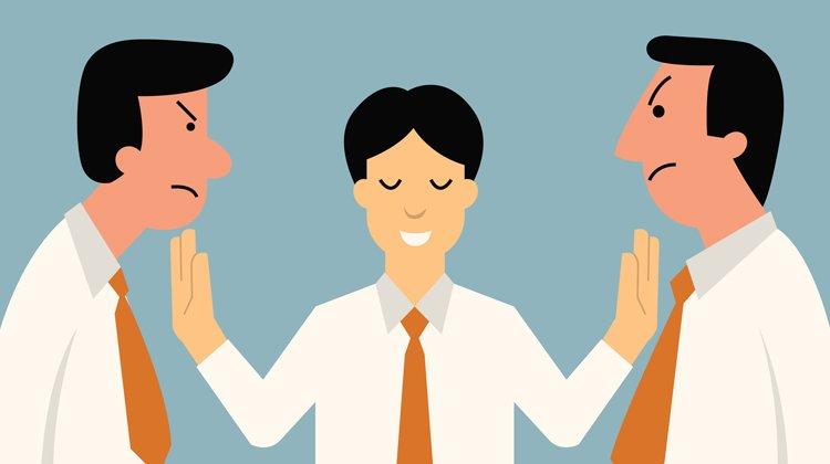 mediación en conflictos