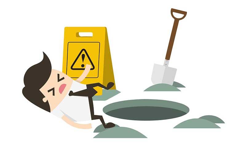Equidad para obreros y empleados en caso de accidentes laborales