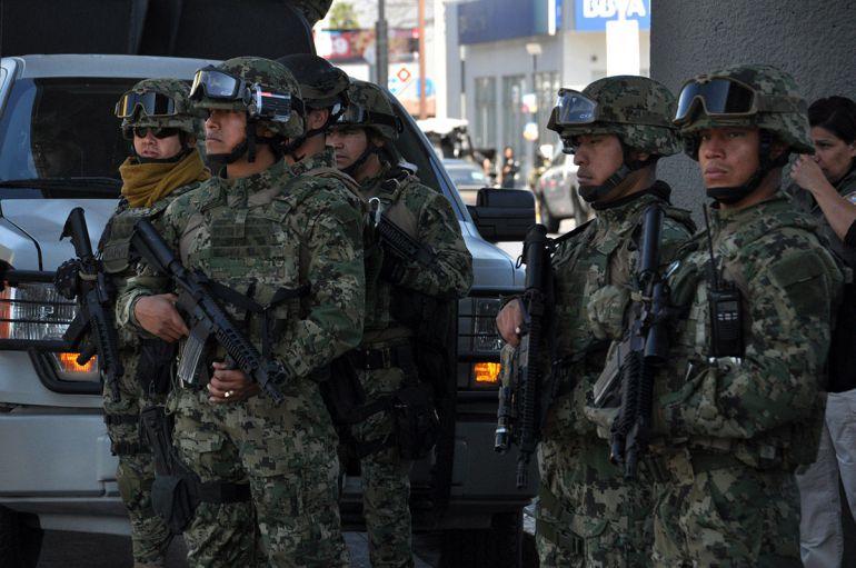 La Guardia Nacional significaría una ruptura con los organismos de derechos humanos
