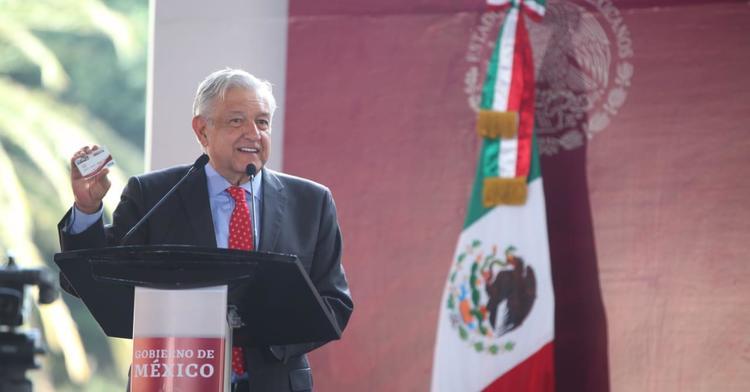 López Obrador en presentó el programa de Impulso al Sector Financiero