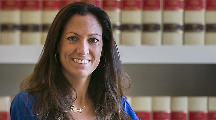 Maria Eugenia Gay, decana del Colegio de la Abogacía de Barcelona, Mujer Jurista 2018 Lawyerpress