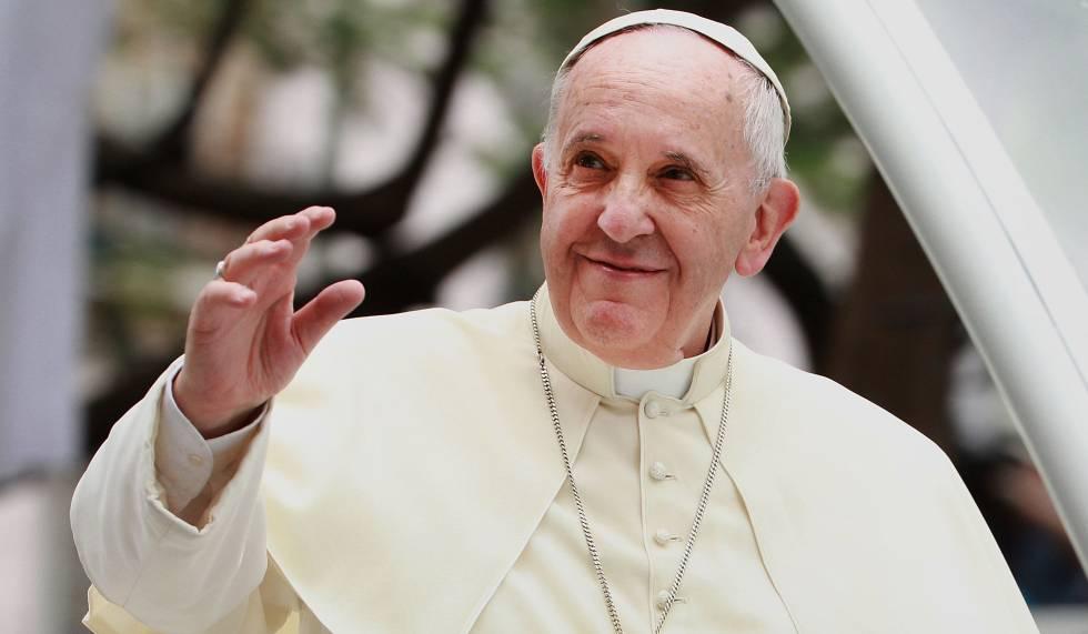 El Papa Francisco destacó el espíritu solidario de Colombia