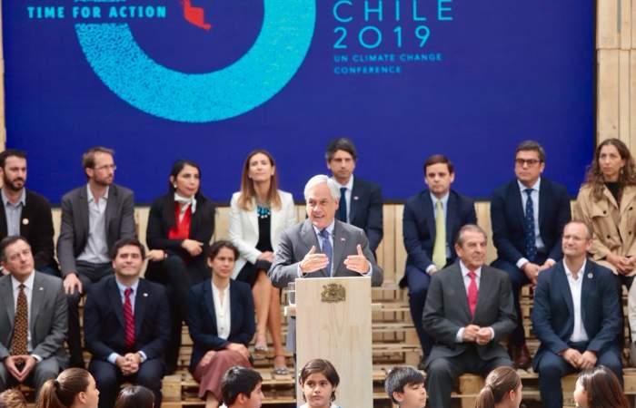 Resultado de imagen para Naciones Unidas sobre el Cambio Climático 25 (COP25)