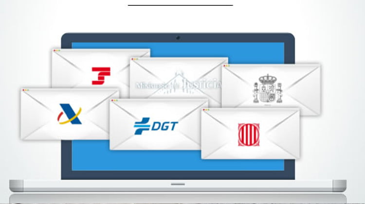 notificaciones electrónicas