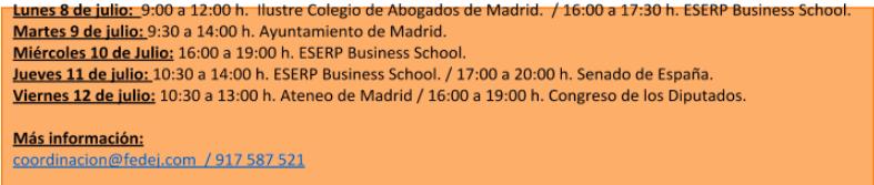 campus fedej - diario juridico