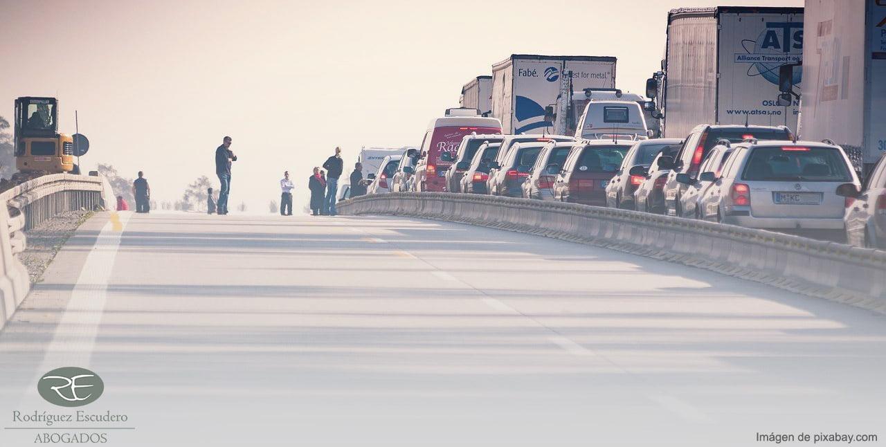 accidente de tráfico- diario juridico