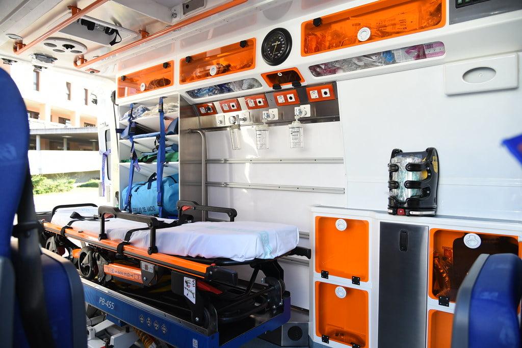 transporte sanitario - diario juridico