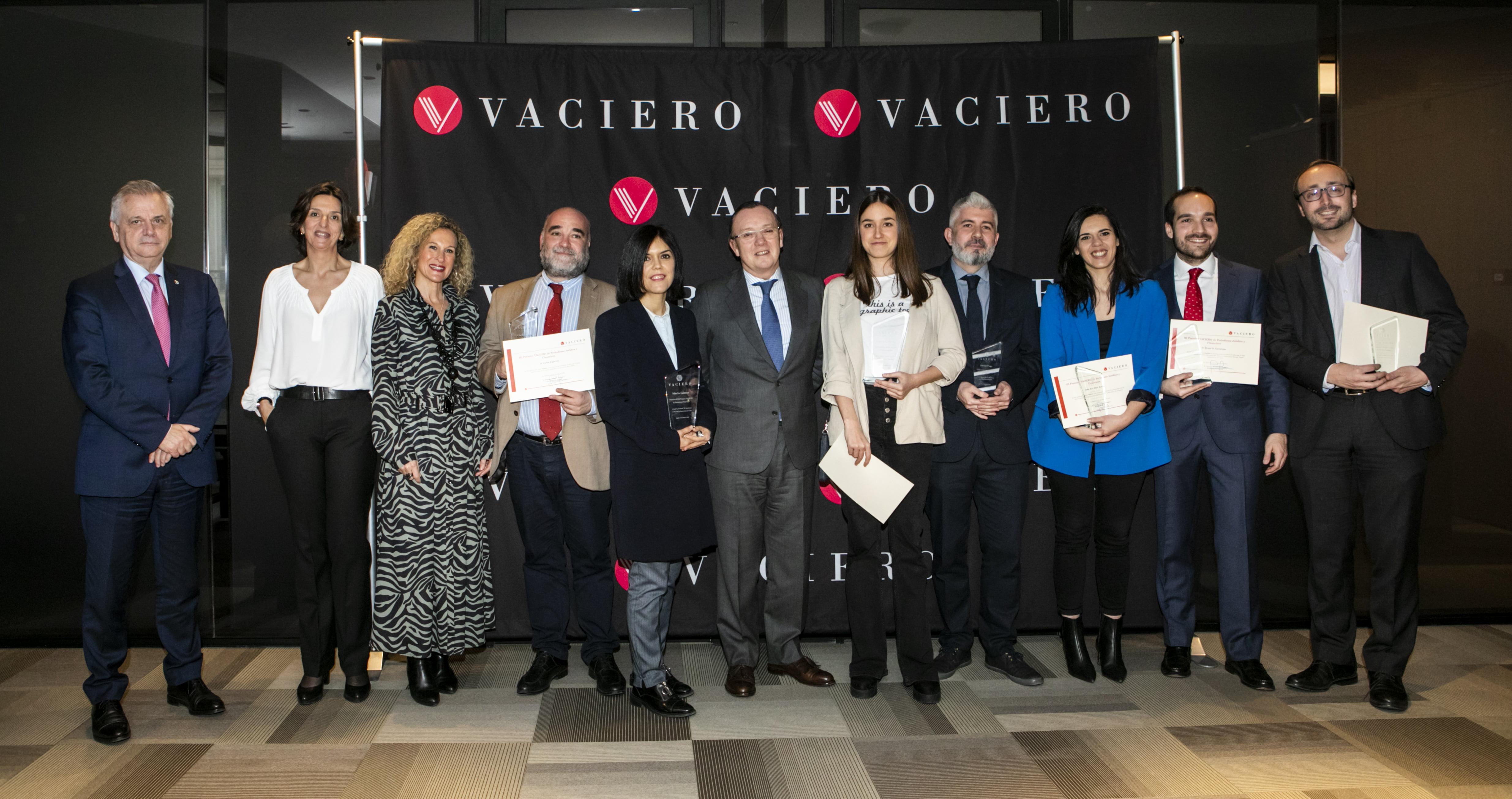 premios vaciero - diario juridico