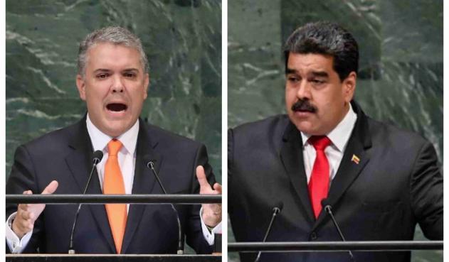 Colombia – Presidente Duque habló sobre la situación de Venezuela