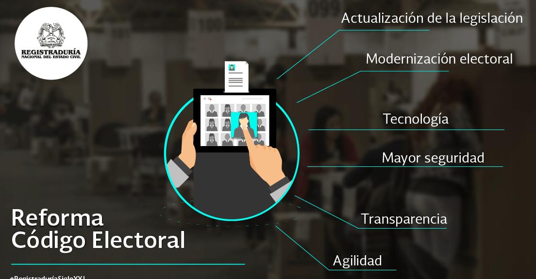 Colombia – Audiencia pública por la Reforma al Código Electoral